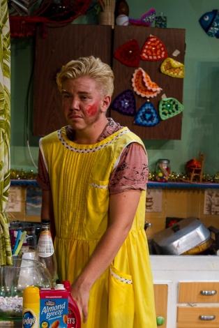 Harvey Zielinski Belinda McClory Hir Taylor Mac Red Stitch Actors Theatre Daniel Clarke transgender trans transman LGBTIQA queer